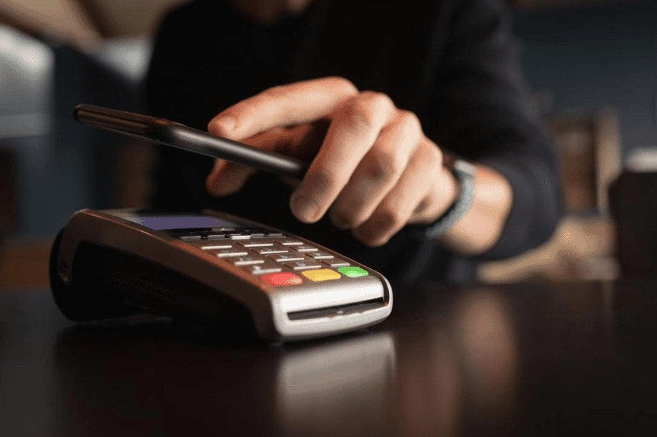 Mobile app development for mobile contactless payment