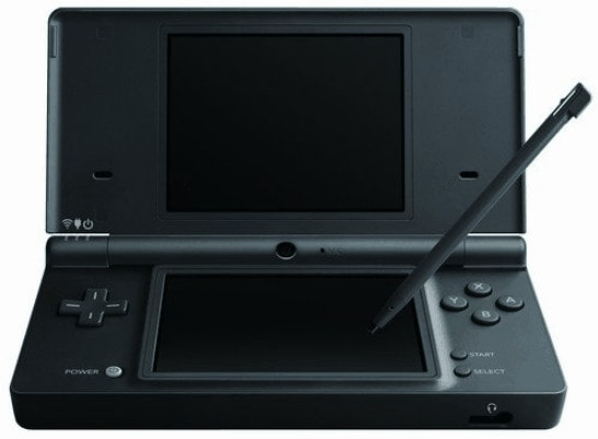 The Nintendo DS Portable Device