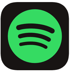 Spotify Mobile Music Streaming App Logo