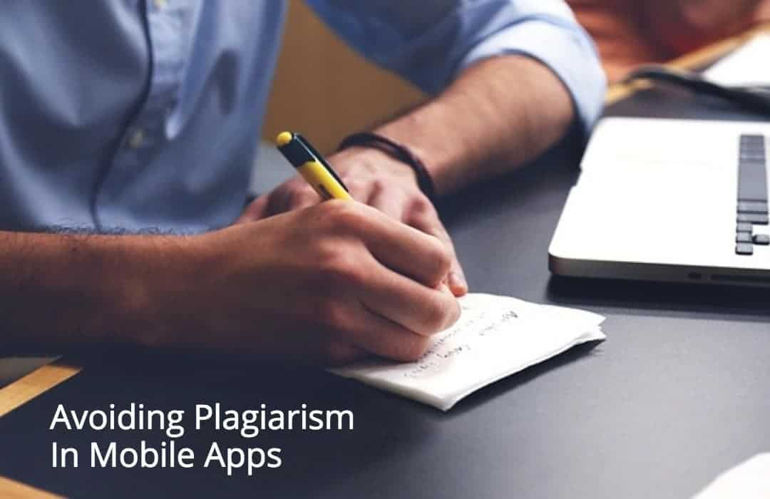 What Your App Developers Need to Know to Avoid Plagiarism