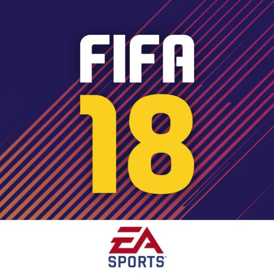 EA Sports Fifa Football Gaming App for the WorldCup