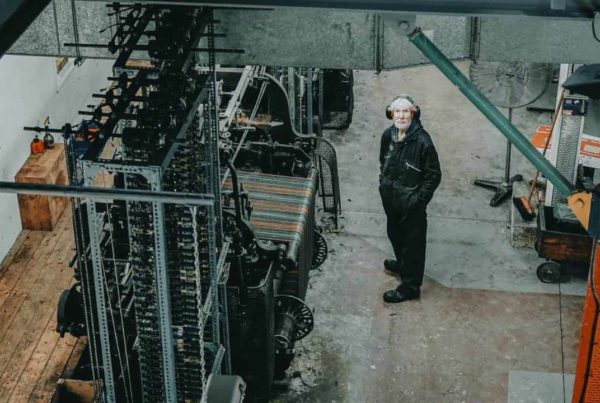 Technology Influencing Traditional Factory Jobs