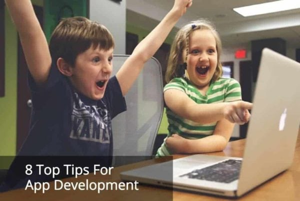 Top tips for app developers