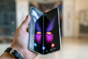 Samsung Galaxy Smartphone Foldable Trend